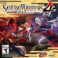 Samurai Warriors 4 II 3811