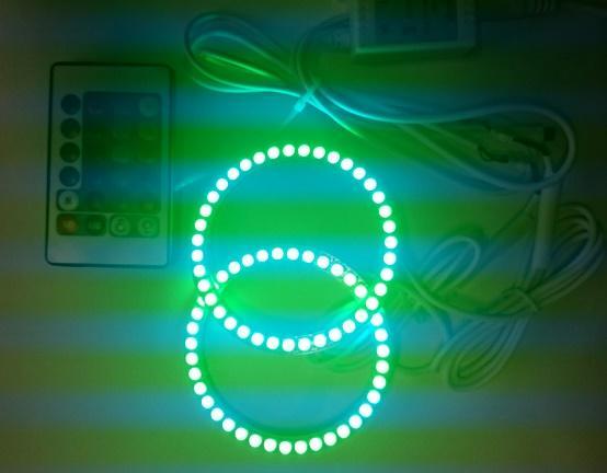 حلقه کاسه چراغ ریموتدار
