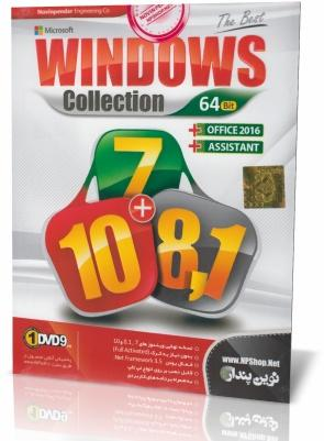 windows 7  8.1  10  64Bit