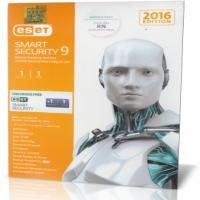 Eset smart security 9 2PC