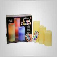 شمع های ال ای دی لوما کندل Luma Candles