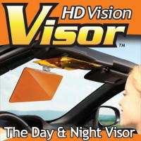 سایبان خودرو اچ دی وایزر | آفتابگیر ماشین hd visor