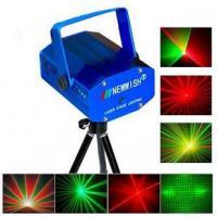 رقص نور لیزری بارانی یا دستگاه لیزر شو