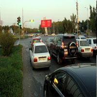 بیلبورد شماره 42 اهواز - میدان پنج نخل