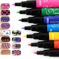 ست 6 عددی قلم طراحی ناخن هات دیزاینز