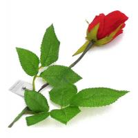 گل رز مصنوعی ساقه بلند