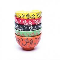 سوپخوری سرامیکی Multi Colored BOWL