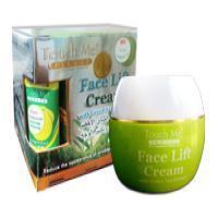 کرم چاق کننده و پف صورت چای سبز