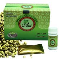 قهوه سبز لاغری آکای