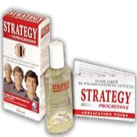 لوسیون رفع سفیدی موی سر استراتژی