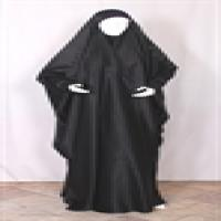 چادر مدل اماراتی با مچ تزیین شده پولکی