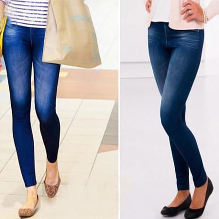 خرید شلوار طرح جین Slim Lift طرح