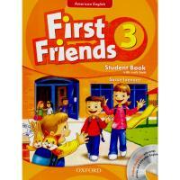 First Friends American English 3 S.B+W.B+CD
