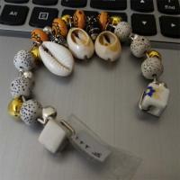 دستبند صدفی 122