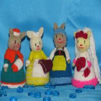 عروسک خرگوشها