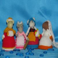 عروسک موشها