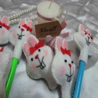 سر مدادی طرح خرگوش