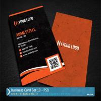 کارت ویزیت فوری دیجیتال سایز 5*9 لمینت مات یکرو(بسته1000 عددی)
