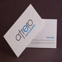 کارت ویزیت چاپ افست (1000عدد) کتان یکرو ( آلمانی)