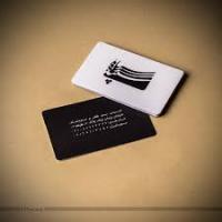 کارت ویزیت چاپ افست (1000عدد) لمینت مات یکرو و دورو