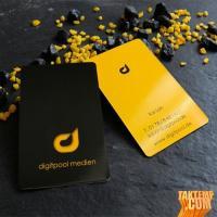 کارت ویزیت فوری دیجیتال سایز 5*9 سلفون براق یکرو(بسته 1000عددی)