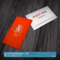 کارت ویزیت فوری دیجیتال سایز 5*9 سلفون مات یکرو(بسته 300عددی)