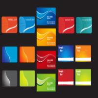 کارت ویزیت فوری دیجیتال سایز 5*9 لمینت براق دورو(بسته 100عددی)