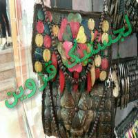 خرید اینترنتی کیف دستی و دوشی  دست دوز زنانه
