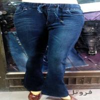 خرید اینترنتی شلوار جین زنانه
