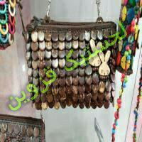 خرید اینترنتی کیف دوشی دست دوز دخترانه