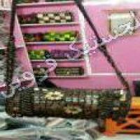 خرید اینترنتی کیف دوشی اسپرت دست دوز زنانه
