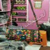خرید اینترنتی کیف دوشی اسپرت دست دوز دخترانه