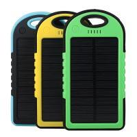 شارژر همراه پاور بانک خورشیدی