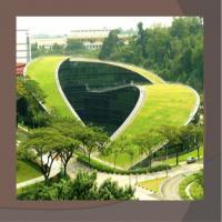 پاورپوینت تاثیر گیاهان بر معماری