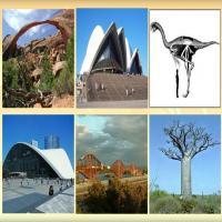 پاورپوینت آموزه هایی ازسازه های طبیعی ، درسهایی برای معماران