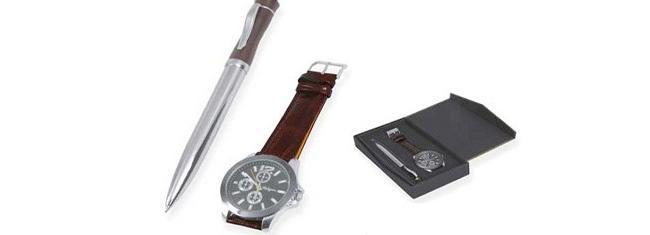 ست خودکار و ساعت مچی