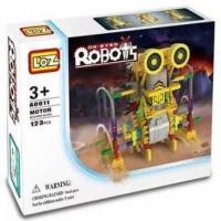 روبات ساختنی  مدل اسکوتر