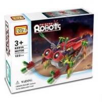 ربات ساختنی مدل کراولر