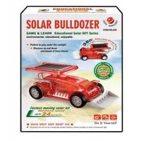 کیت ساخت بلدوزر خورشیدی