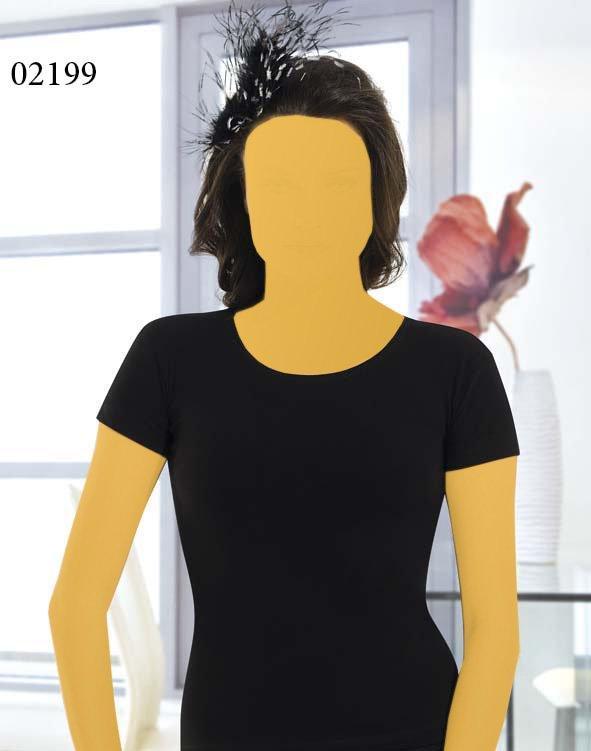 تیشرت زنانه یقه گرد