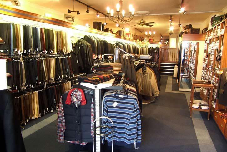 بانک اطلاعات فروشندگان پوشاک مردانه