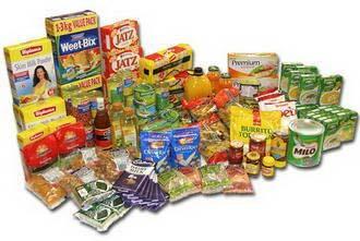 بانک اطلاعات عمده فروشان مواد غذایی