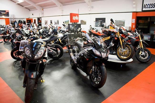 بانک اطلاعات فروشنگان موتور سیکلت و لوازم یدکی کشور