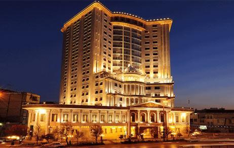 بانک اطلاعات هتل های کشور