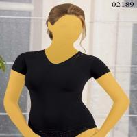 تیشرت زنانه یقه هفت