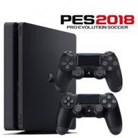 مجموعه کنسول بازی مدل Playstation 4 Slim کد CUH-2116B Region 2 - ظرفیت 1 تر