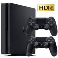 توضيحات کنسول بازی مدل 2017 Playstation 4 Slim کد CUH-2116B Region 2 -