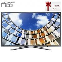 تلویزیون ال ای دی هوشمندسامسونگ  مدل 55M6970 سایز 55 اینچ