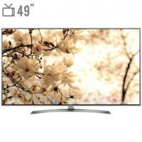 تلویزیون  LG ال ای دی هوشمند مدل 49UJ75200GI سایز 49 اینچ