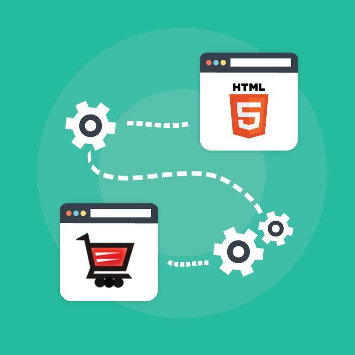 تبدیل قالب HTML به قالب پارسیتک
